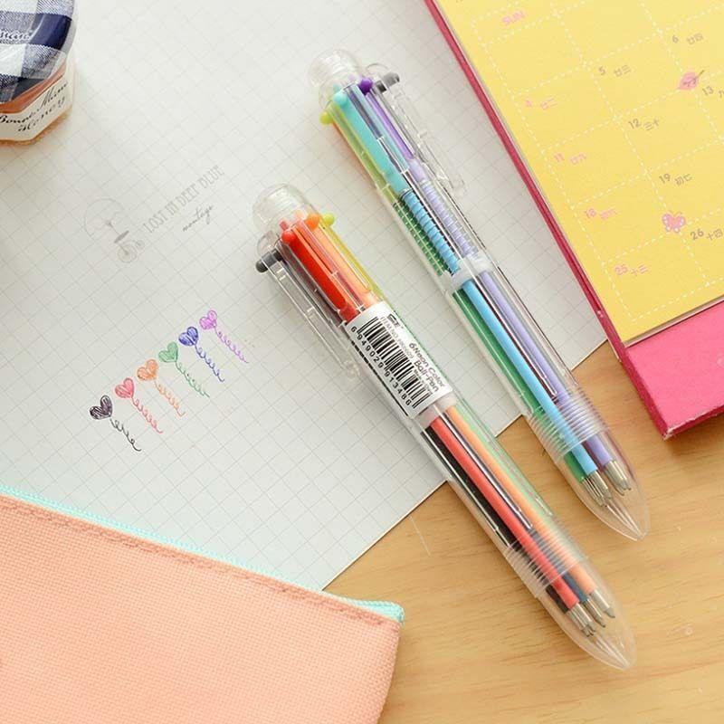 Multi-Color Ball Point Pen