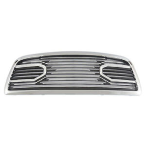 Front Grill / Grille for 2010-18 Dodge Ram 2500/3500