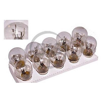 10x Birnen Glühlampe Leuchtmittel P21/5W 12V  Sockel Bay15d BAY15d 2 Phasen ()
