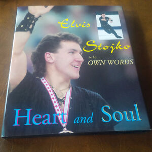 Elvis Stojko, In His Own Words, Heart and Soul, 1997 Kitchener / Waterloo Kitchener Area image 1