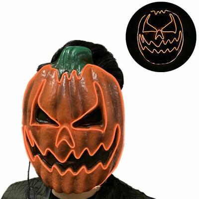 Halloween 3 Blitzmodi für Party Fasching Karneval Kürbis DE (Kürbis Für Halloween)