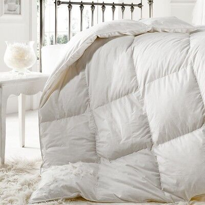 13.5 TOG, 20% DUCK DOWN & FEATHER DUVET QUILT, ALL SIZES , STOCK LOT TO CLEAR