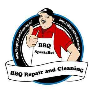 BBQ Cleaning Barbecue Service Stratford Kitchener Area image 4