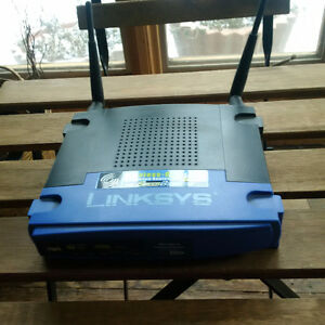 LINKSYS Wireless G. Broadband Router