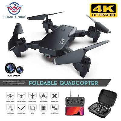 4k HD SHAREFUNBAY Drone Wide Angle Dual Camera 1080P WiFi
