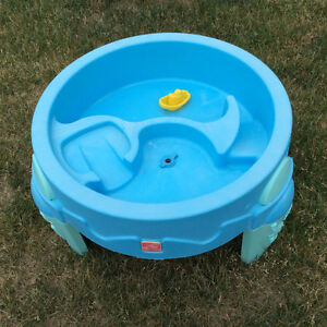 Step 2 Water Table W