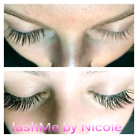 Eyelash Extensions Every  Lash Every  time!!