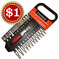 ★$1 FlashSale★Socket Wrench Set★Reg Price:$42.84★Final Price:$1