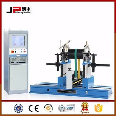 Jp Dynamic Balancing Machine Phq-1000 Hard Bearing Windows Based Computer