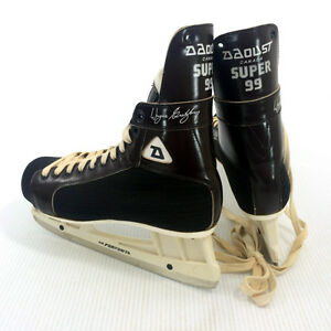 Gretzky Ice Hockey Skates Daoust Super 99 Perfecta Mens 8.5