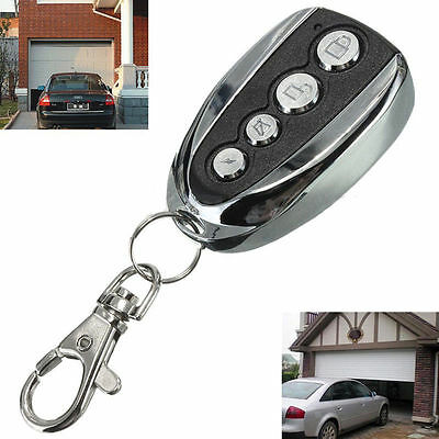 2x Universal Gate Garage Door Learning Code Replacement Remote Control Fob433.92