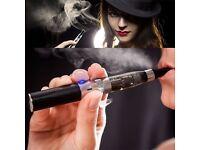 E Cig Shisha E Cigarette 650mAh 1100mAh Rechareable Vapor PEN & USB Charger BRAND NEW SEALED