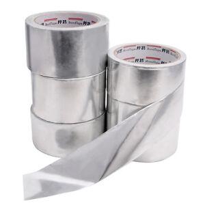1 rouleau de papier d 39 aluminium bouclier thermique ruban d for Ruban isolant thermique fenetre