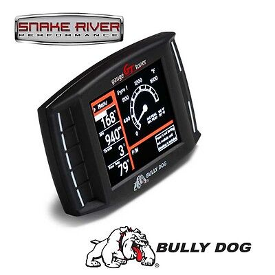 BULLY DOG TRIPLE DOG GT DIESEL PROGRAMMER GAUGE MONITOR TUNER 40420 NON