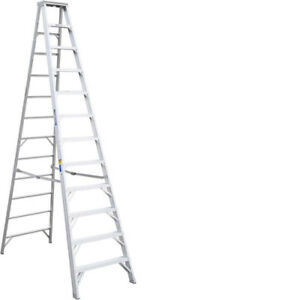 12' Aluminom Ladder