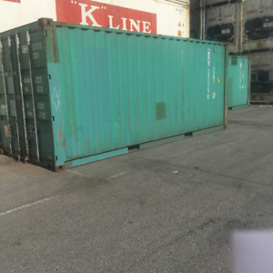 CHEAP  CONTAINERS     SELLING ALL (CLOSING FOR WINTER..)