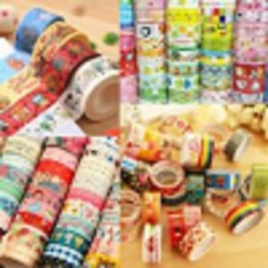 Rolls of Wrapping Paper - new unopened