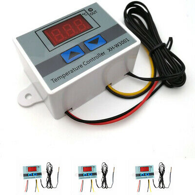 Digital Temperature Controller Thermostat Control With Switchprobe Incubator