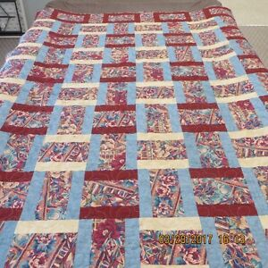 Large Double or Queen Quilt