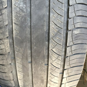 "4- 255/50/19"" Michelin Run Flats Strathcona County Edmonton Area image 3"