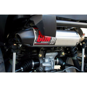 Big Gun EXO Exhaust for Polaris Sportsman 550 & 850 - CLEARANCE!