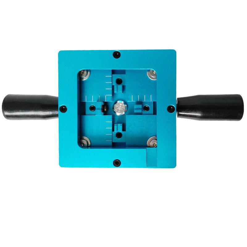Universal BGA Reball Stations 90*90mm Reballing Station Blue Reball Kit Updated