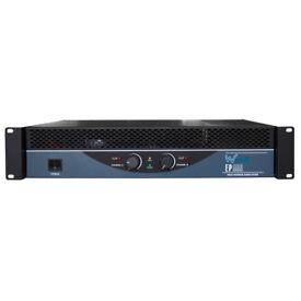 DJ AMP W Audio EP800 2 channel amp