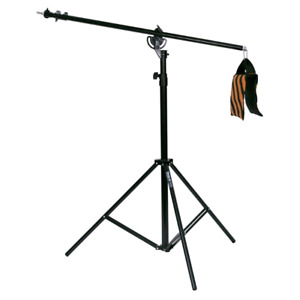 2 in 1 Light Stand and Boom for Photography Studio