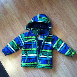 Looney Tunes boys jacket size 3