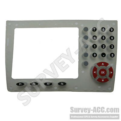 Repacement For Leica Ts09 Rubber Keyboard Keypad For Total Station