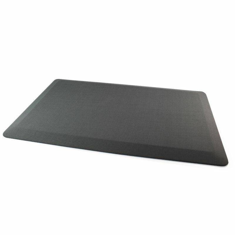 """CraftTex  Gray Comfort Mat 16"""" x 24"""""""