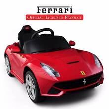 Licensed Ferrari F12 Berlinetta 6V Kids Ride On Car w RC/MP3 Keilor East Moonee Valley Preview
