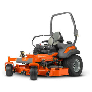 New Husqvarna Z560X Commercial Zero Turn - 0% Financing - Only 1