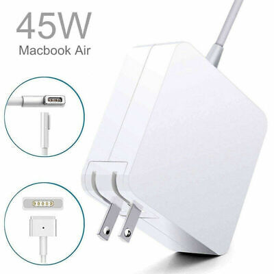 """45W L/T-Tip AC Power Adapter Charger for Apple Macbook Pro 13"""" A1278 2009-2011"""