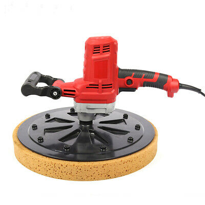 New Electric Cement Sander Wall Plaster Drywall