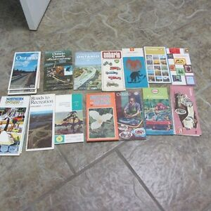 Maps and Travel Guides
