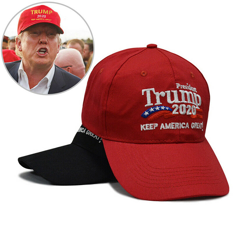 Trump 2020 Hut USA-Präsident machen Amerika groß wieder USA-Baseballmütze  Hn W0