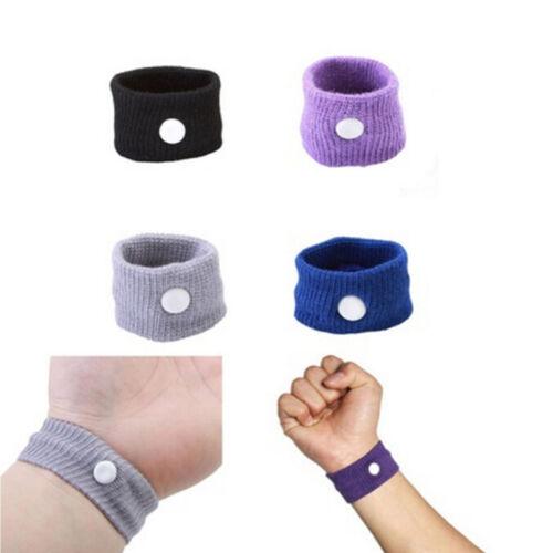 Anti Nausea Morning Sickness Motion Travel Sick Wrist Band C