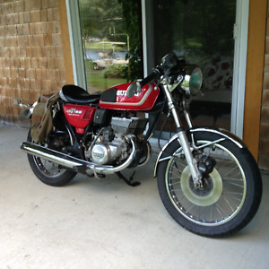 Rare Find trade or sell motorcycles( antiques)