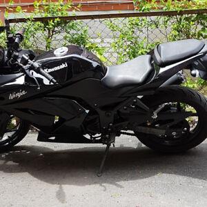 Moto Kawasaki Ninja 250cc