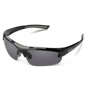 Duduma Polarized Sports Sunglasses for Men Women Baseball Runnin