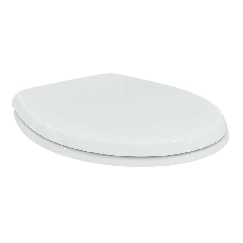 Ideal Standard Eurovit WC-Sitz weiß, Universal