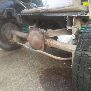 8.8 mustang limited slip rear end Oakville / Halton Region Toronto (GTA) image 1