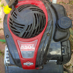 Briggs and Stratton 550e Gas Engine 140cc. Sell or Trade.