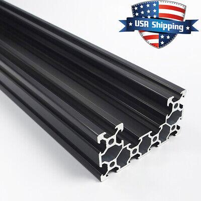 2pcs 1000mm 4080 Aluminum C-beam Extrusion For Openbuilds Ox Cnc Machine V-slot