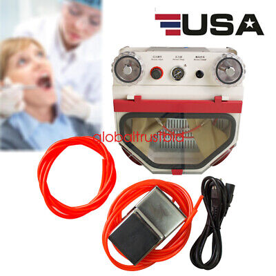 Dental Jewelry Double-pen Twin Penl Blasting Sandblaster Equipment Sandblaster