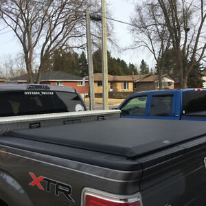2004-2014 Ford F150 6.5ft Tool Box Tonneau