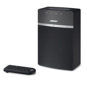 Bose Sound Touch 10 (Wireless Speaker, Black)