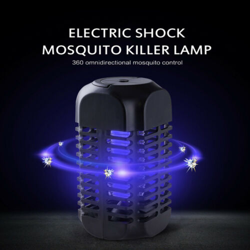 LED USB Electric UV Mosquito Killer Lamp Fly Bug Insect Repellent Zapper Trap US