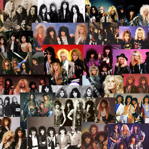 TOP DOLLAR PAID for hair metal glam sleaze CDs and records $$